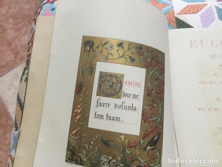 Libros antiguos: Eucologio Romano - Foto 4 - 164706440