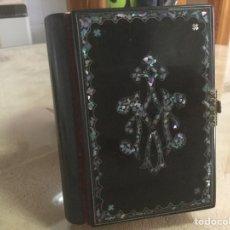 Libros antiguos: DEVOCIONARIO 1881. Lote 164708172