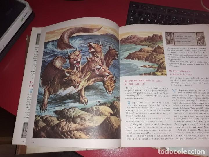 LA BIBLIA VOLUMENES IV Y V PUBLICADA POR CODEX 1962 ESPECTACULARMENTE ILUSTRADA (Libros Antiguos, Raros y Curiosos - Religión)