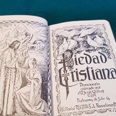 Libros antiguos: DEVOCIONARIO PIEDAD CRISTIANA (1954). Lote 164824190