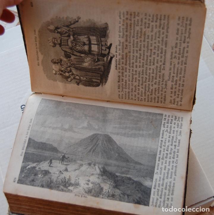 Libros antiguos: BIBLIA ALEMANA CATÓLICA R.P. GOFINE 1876 CON BONITOS GRABADOS 677 páginas - Foto 8 - 164837678