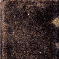 Libros antiguos: OFICIO DE LA SEMANA SANTA. SEGUN EL MISSAL Y BREVIARIO ROMANO. SANTIDAD CLEMENTE VIII. URBANO.1719. Lote 165164538