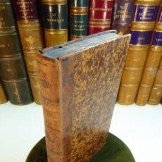 Libros antiguos: LA LÉGENDE DE NOTRE-DAME. HISTOIRE DE LA SAINTE VIERGE. PAR M. L´ABBE J.-E. DARRAS. PARÍS. 1847.. Lote 165317302