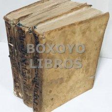 Libros antiguos: LOZANO, CHRISTOBAL. DAVID PERSEGUIDO, Y ALIVIO DE LASTIMADOS: HISTORIA SAGRADA, PARRAPHRASEADA CON. Lote 165421886
