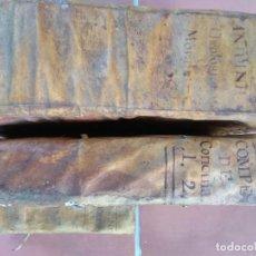 Libros antiguos: LOTE LIBROS SIGLO SXVIII. RELIGIÓN. DIFERENTES ESTADOS CONSERVACIÓN.. Lote 165874102