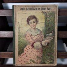 Libros antiguos: CARTAS ILUSTRADAS DE LA TIERRA SANTA. E. A. HARPER. IMP. S. JOSÉ CRUZADO. MADRID. 1895.. Lote 166283838