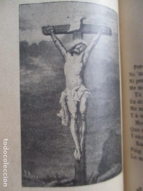 Libros antiguos: LO CATALÀ DEVOT-Mannual devocionari-Dr.Tomas dA.Rigualt-Pvre.Sta.Maria del Mar-Barcelona 1900 - Foto 12 - 166951876