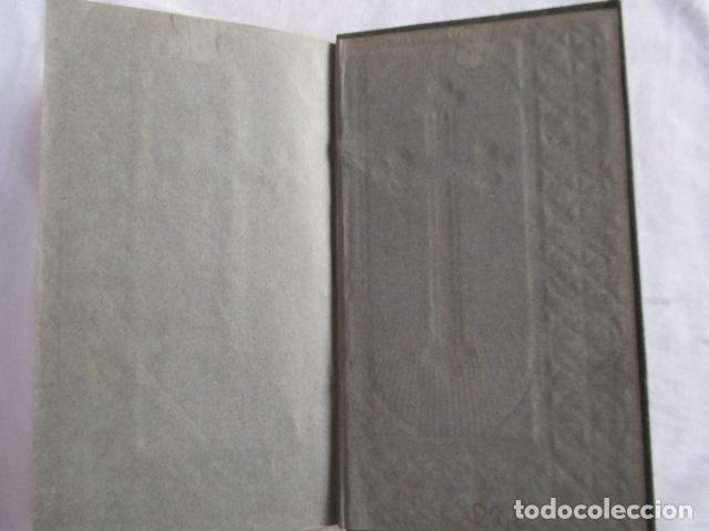 Libros antiguos: LO CATALÀ DEVOT-Mannual devocionari-Dr.Tomas dA.Rigualt-Pvre.Sta.Maria del Mar-Barcelona 1900 - Foto 29 - 166951876