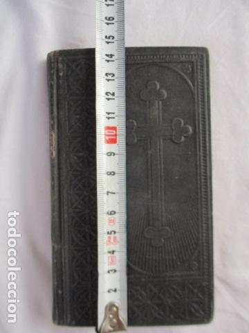 Libros antiguos: LO CATALÀ DEVOT-Mannual devocionari-Dr.Tomas dA.Rigualt-Pvre.Sta.Maria del Mar-Barcelona 1900 - Foto 32 - 166951876