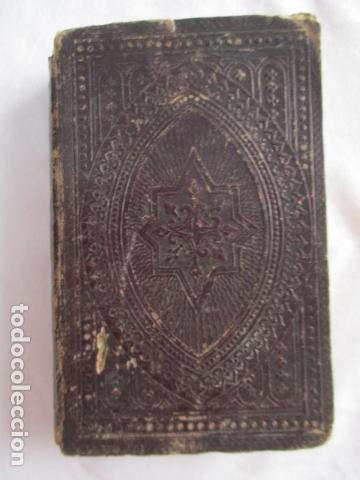 Libros antiguos: MANUAL DE MEDITACIONES. P. TOMAS DE VILLACASTIN. IMP. Y LIBR. PABLO RIERA. BARCELONA 1874 - Foto 2 - 166952292