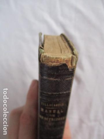 Libros antiguos: MANUAL DE MEDITACIONES. P. TOMAS DE VILLACASTIN. IMP. Y LIBR. PABLO RIERA. BARCELONA 1874 - Foto 5 - 166952292