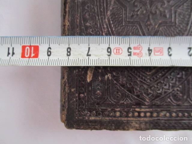 Libros antiguos: MANUAL DE MEDITACIONES. P. TOMAS DE VILLACASTIN. IMP. Y LIBR. PABLO RIERA. BARCELONA 1874 - Foto 8 - 166952292