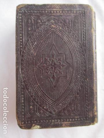 Libros antiguos: MANUAL DE MEDITACIONES. P. TOMAS DE VILLACASTIN. IMP. Y LIBR. PABLO RIERA. BARCELONA 1874 - Foto 36 - 166952292