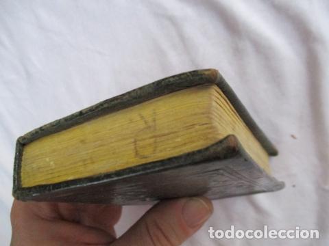 Libros antiguos: 1851 - Nuevo ejercicio cotidiano - NUMEROSOS GRABADOS - Foto 4 - 166955668