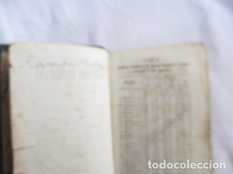 Libros antiguos: 1851 - Nuevo ejercicio cotidiano - NUMEROSOS GRABADOS - Foto 12 - 166955668