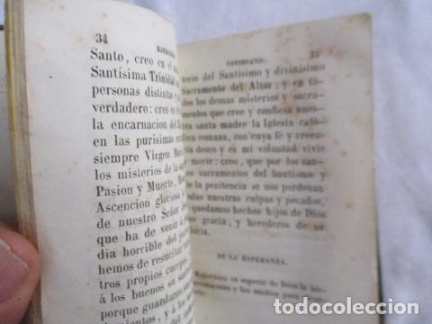 Libros antiguos: 1851 - Nuevo ejercicio cotidiano - NUMEROSOS GRABADOS - Foto 14 - 166955668