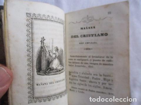 Libros antiguos: 1851 - Nuevo ejercicio cotidiano - NUMEROSOS GRABADOS - Foto 15 - 166955668