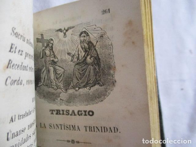 Libros antiguos: 1851 - Nuevo ejercicio cotidiano - NUMEROSOS GRABADOS - Foto 17 - 166955668