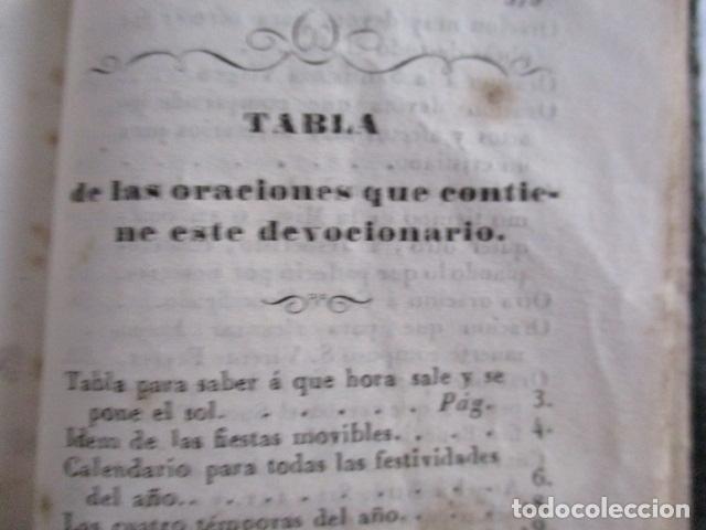 Libros antiguos: 1851 - Nuevo ejercicio cotidiano - NUMEROSOS GRABADOS - Foto 21 - 166955668
