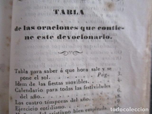 Libros antiguos: 1851 - Nuevo ejercicio cotidiano - NUMEROSOS GRABADOS - Foto 22 - 166955668