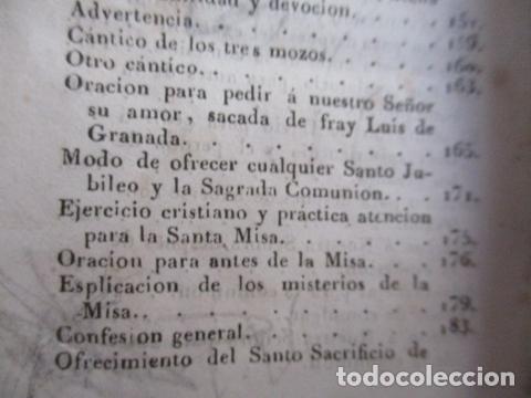 Libros antiguos: 1851 - Nuevo ejercicio cotidiano - NUMEROSOS GRABADOS - Foto 29 - 166955668