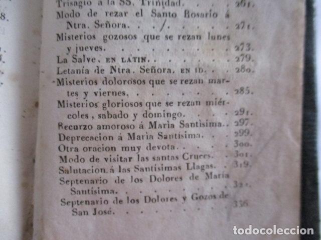 Libros antiguos: 1851 - Nuevo ejercicio cotidiano - NUMEROSOS GRABADOS - Foto 31 - 166955668