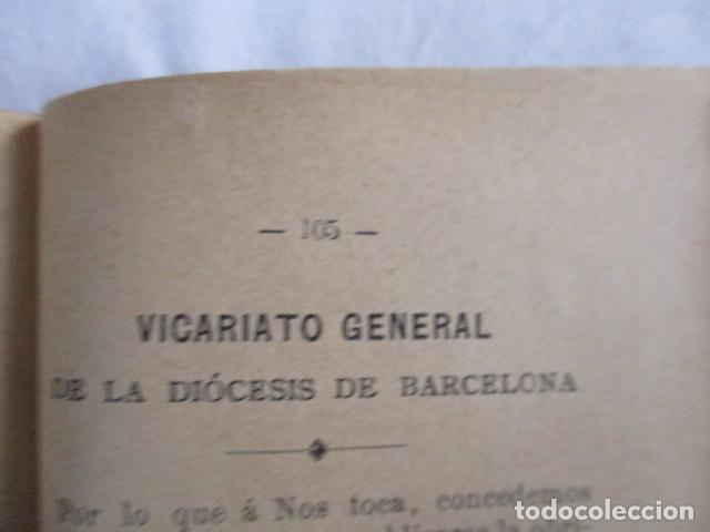 Libros antiguos: EL COFRADE DE MONTSERRAT - MANUALITO DE NOTICIAS HISTÓRICAS (1902) - Foto 11 - 166955868