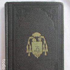Libros antiguos: EL COFRADE DE MONTSERRAT - MANUALITO DE NOTICIAS HISTÓRICAS (1902). Lote 166955868