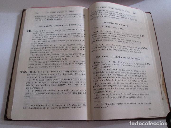 Libros antiguos: LA IGLESIA DE JESUCRISTO - JOSE MADOZ - 1935 - COLECCION DE ENQUIRIDIONS - DEDALO - 269 PAGINAS - Foto 3 - 167046824