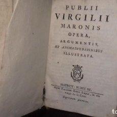 Libros antiguos: LIBRO ANTIGUO ENCUADERNADO EN PIEL . Lote 167162768
