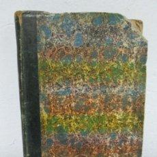Libros antiguos: APUNTES PROGRAMA HISTORIA ECLESIASTICA. ANTONIO ANDONAEGUI. 1860. MANUSCRITO. VER FOTOS. Lote 167481992
