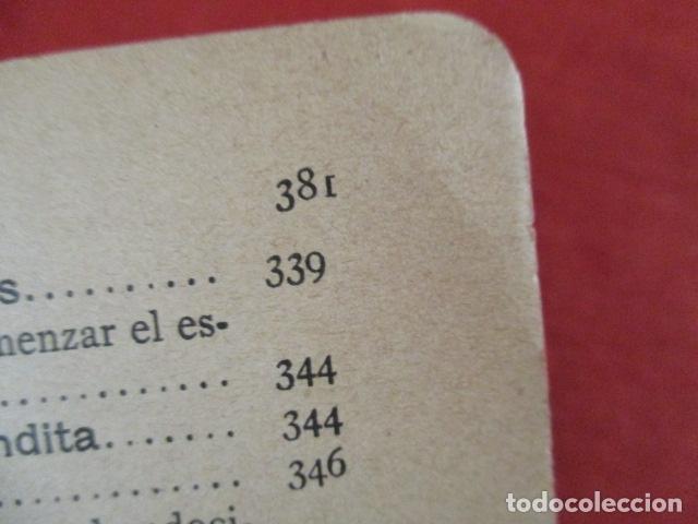 Libros antiguos: Devocionario Manual - Bilbao 1907 - Foto 13 - 167617120