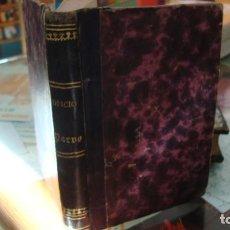 Libros antiguos: EL OFICIO PARVO DE LA SANTISIMA VIRGEN MARÍA . 1862. Lote 167720496
