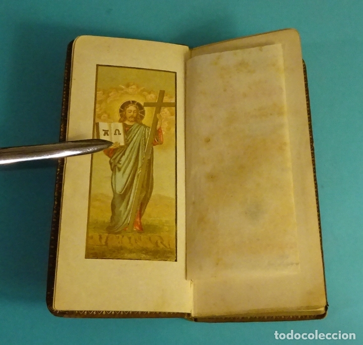 ROCÍO DIVINO. P. BERNARDO DE LA CRUZ. SUCESORES DE LLORENS HERMANOS. 1899 (Libros Antiguos, Raros y Curiosos - Religión)
