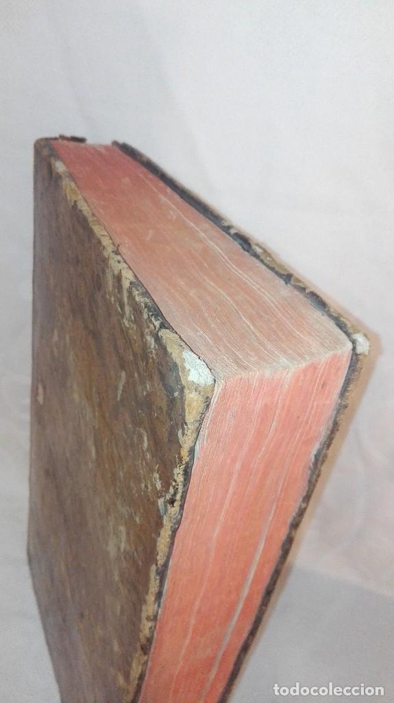 Libros antiguos: ANTIGUO LIBRO FORMATO GRANDE THESAURUS SACRORUM RITUUM.BARTHOLOMEO GAVANTO.VENECIA.1814 - Foto 7 - 168236776