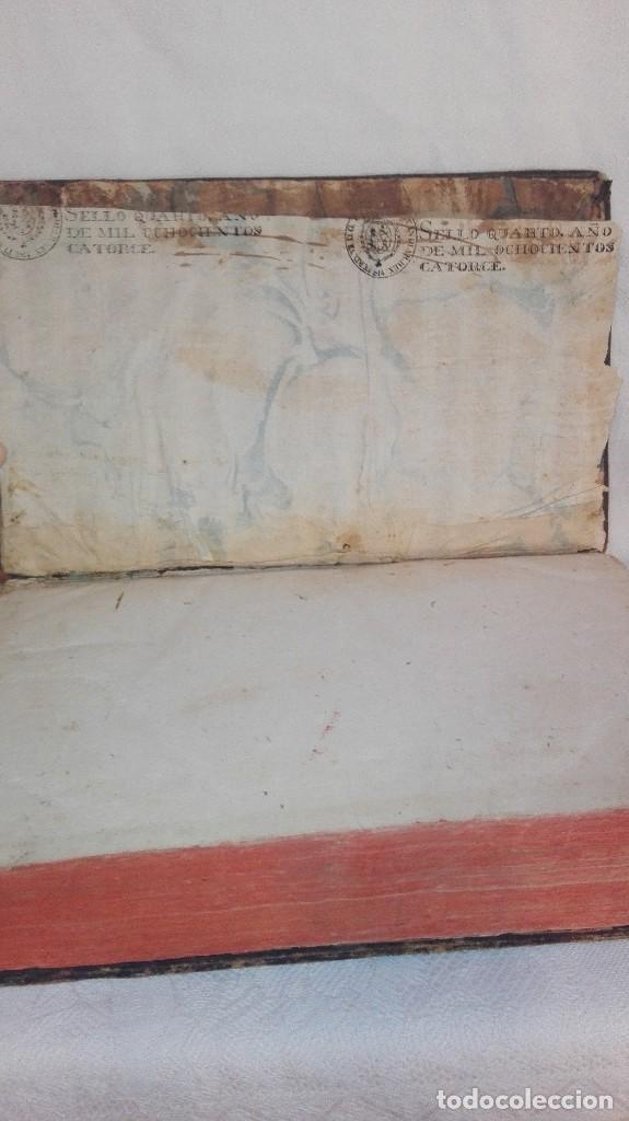 Libros antiguos: ANTIGUO LIBRO FORMATO GRANDE THESAURUS SACRORUM RITUUM.BARTHOLOMEO GAVANTO.VENECIA.1814 - Foto 24 - 168236776