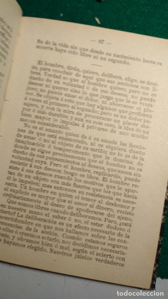 Libros antiguos: DIOS ANTE EL SENTIDO COMÚN LAS IDEAS OPUESTAS A LAS SOBRENATURALES 1913 X JUAN MESLIER VER FOTOS - Foto 4 - 168860172