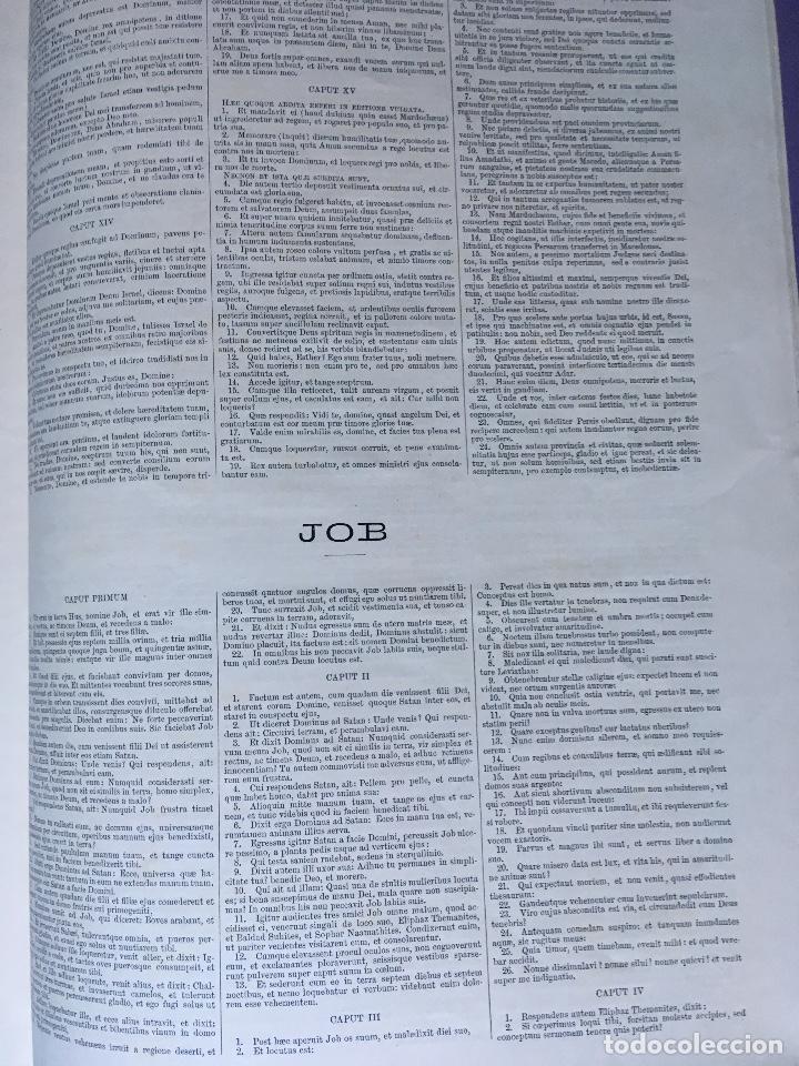 Libros antiguos: LA SAGRADA BIBLIA - ANTIGUO TESTAMENTO - 3 TOMOS -1883-84- ILUSTRADA POR DORE - PRECIOSA - - Foto 19 - 169157756