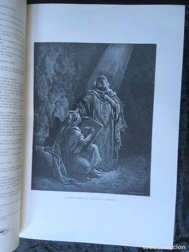 Libros antiguos: LA SAGRADA BIBLIA - ANTIGUO TESTAMENTO - 3 TOMOS -1883-84- ILUSTRADA POR DORE - PRECIOSA - - Foto 22 - 169157756