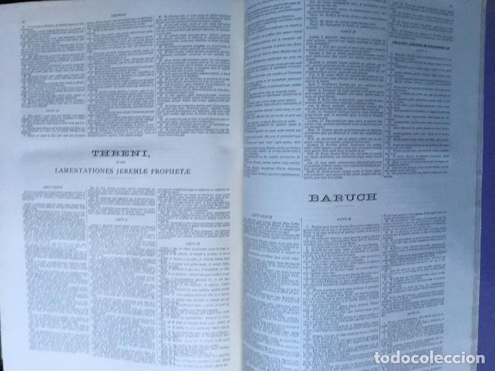 Libros antiguos: LA SAGRADA BIBLIA - ANTIGUO TESTAMENTO - 3 TOMOS -1883-84- ILUSTRADA POR DORE - PRECIOSA - - Foto 27 - 169157756
