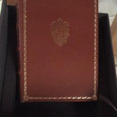 Libros antiguos: OFICIO DE LA VIRGEN. EDICIÓN FACSIMIL DEL CÓDICE. Lote 169218412
