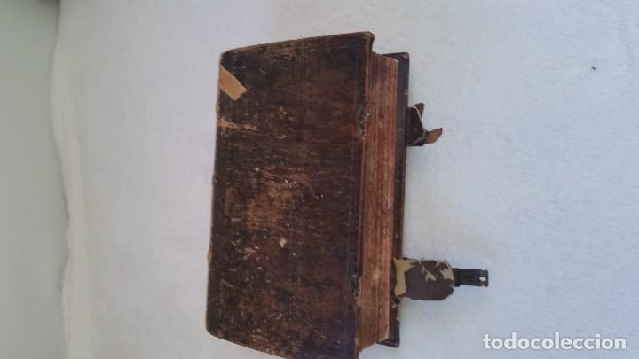 BAND BUCH IN GUTEN UND BOFER BAGEN ,BOR GABBATH 1855 EN ALEMÁN,TAPAS DE MADERA (Libros Antiguos, Raros y Curiosos - Religión)