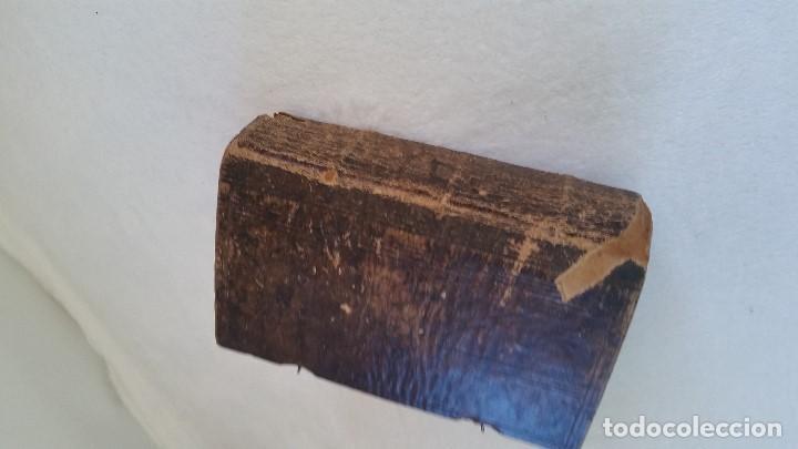 Libros antiguos: BAND BUCH IN GUTEN UND BOFER BAGEN ,BOR GABBATH 1855 EN ALEMÁN,TAPAS DE MADERA - Foto 2 - 169232352