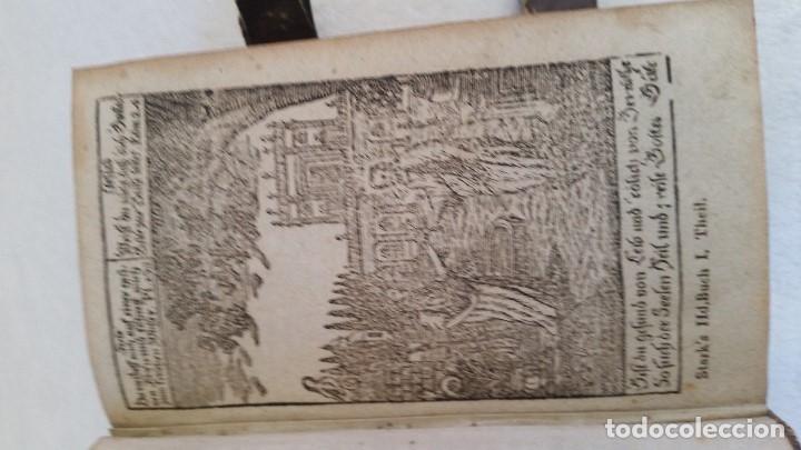 Libros antiguos: BAND BUCH IN GUTEN UND BOFER BAGEN ,BOR GABBATH 1855 EN ALEMÁN,TAPAS DE MADERA - Foto 3 - 169232352