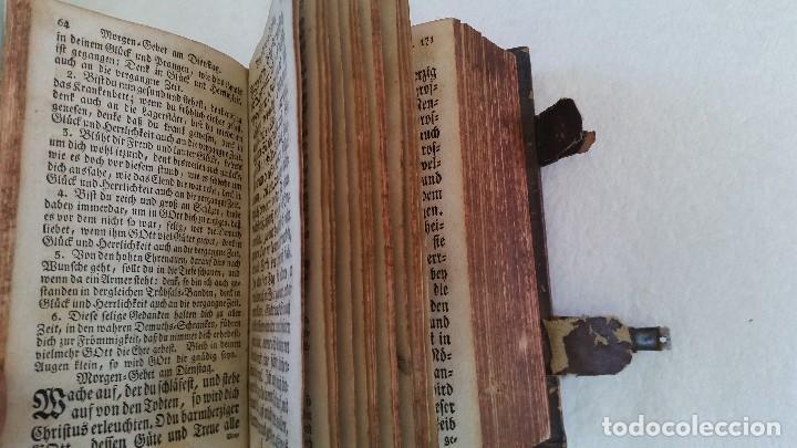 Libros antiguos: BAND BUCH IN GUTEN UND BOFER BAGEN ,BOR GABBATH 1855 EN ALEMÁN,TAPAS DE MADERA - Foto 7 - 169232352
