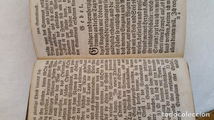 Libros antiguos: BAND BUCH IN GUTEN UND BOFER BAGEN ,BOR GABBATH 1855 EN ALEMÁN,TAPAS DE MADERA - Foto 16 - 169232352