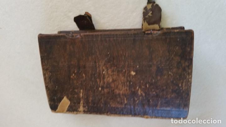 Libros antiguos: BAND BUCH IN GUTEN UND BOFER BAGEN ,BOR GABBATH 1855 EN ALEMÁN,TAPAS DE MADERA - Foto 17 - 169232352