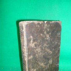 Libros antiguos: AÑO VIRGINEO, PARTE TERCERA, ESTEBAN DOLZ, IMP. JOACHIN IBARRA, MADRID, 1774. Lote 169429916