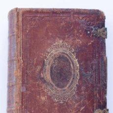 Libros antiguos: BREVIARIUM ROMANUM EX DECRETO SS. CONCILII TRIDENTINI. 1869.. Lote 169789156