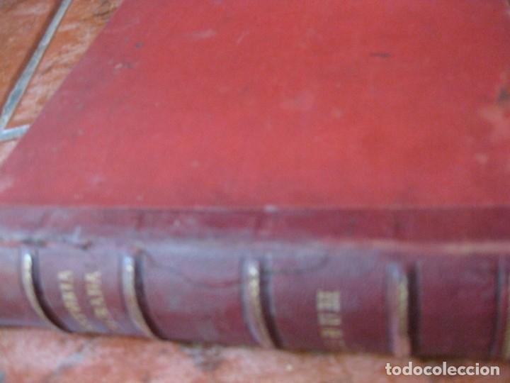 Libros antiguos: album de historia sagrada santa biblia en imagenes . julio schnorr litografias ramon tarrago 1887 - Foto 3 - 169796468